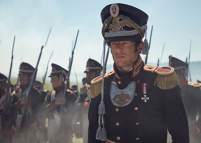 War and Peace and James Norton