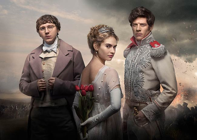 War and Peace - Georgian and Regency Period Dramas