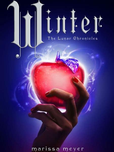 winter book cover marissa meyer