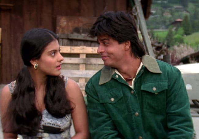 Dilwale-Dulhania-Le-Jayenge romantic bollywood film