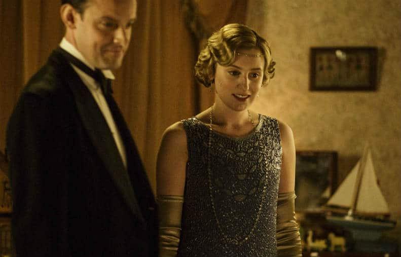 Downton Abbey S6 E6 (Bertie and Edith)