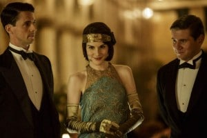 Downton Abbey S6 E6 (Henry Mary and Tom Branson)
