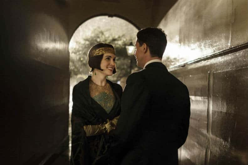 Downton Abbey S6 E6 (Mary and Henry)- EDIT