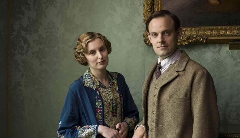 Downton Abbey Season Six Episode Eight Recap A Tale Of Two Sisters