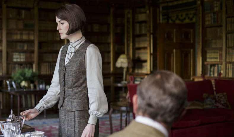 Downton Abbey S6 E8 (Mary)