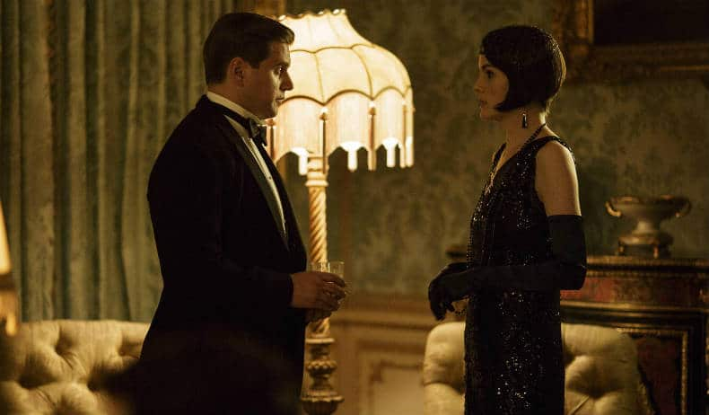 Downton Abbey S6 E8 (Tom and Mary)
