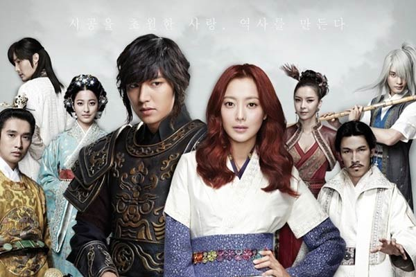 Faith-Poster; ; 7 Absolutely Fun and Romantic Time Travel Asian Dramas You Should Watch