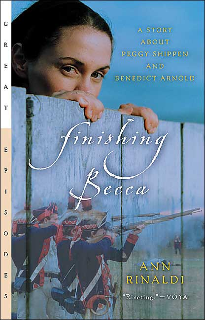 YA Book Review: Finishing Becca – A Girl Searching for Her Missing Pieces