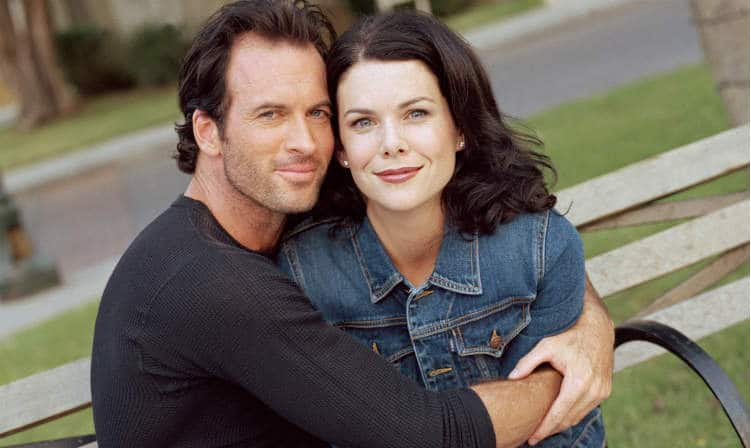 Gilmore Girls Luke and Lorelai Featured