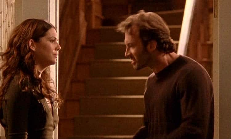 Gilmore Girls Screencap18 Luke and Lorelai