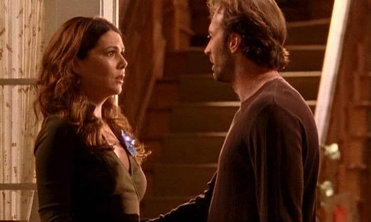 Gilmore Girls Screencap23 Luke and Lorelai