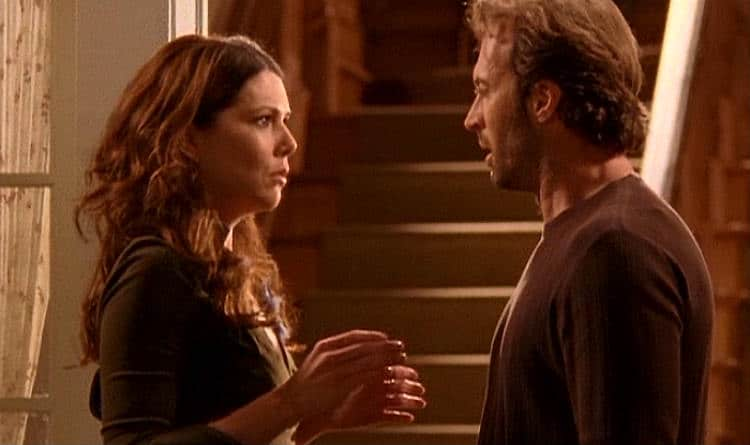 Gilmore Girls Screencap25 Luke and Lorelai