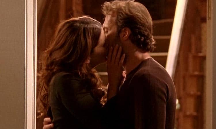Luke and Lorelai; romantic tv shows