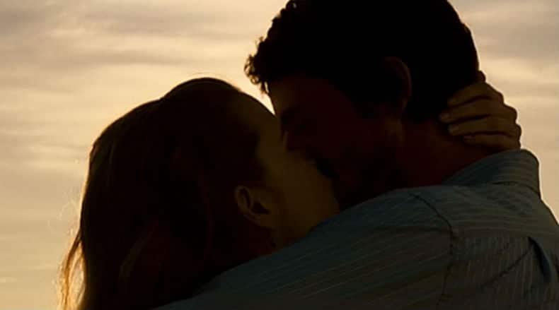Leap Year Screencap44 (The Kiss)