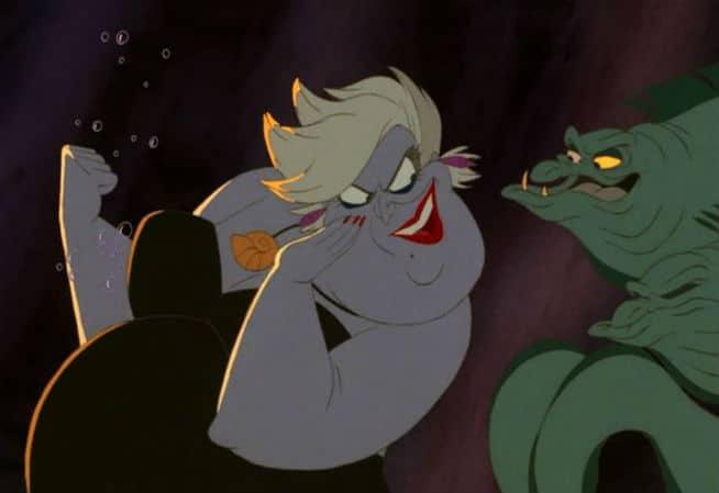 Pat Carroll as Ursula