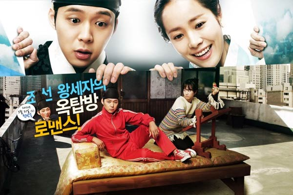 Rooftop Prince; 7 Absolutely Fun and Romantic Time Travel Asian Dramas You Should Watch