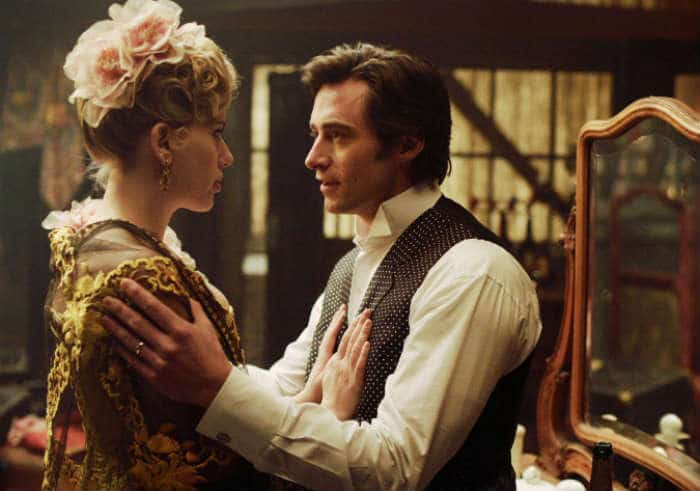 The Prestige Movie (Scarlett Johansson and Hugh Jackman)