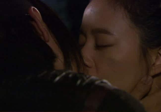 The-Princess'-Man-kiss-2; Korean Drama kisses