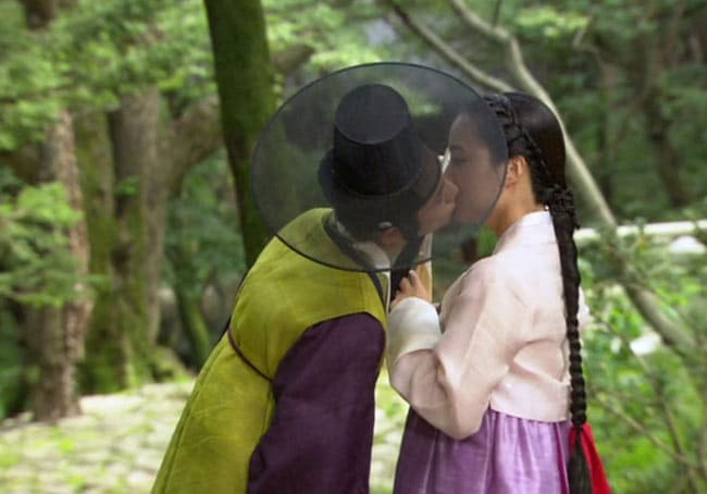 The-Princess'-Man; Korean Drama kisses