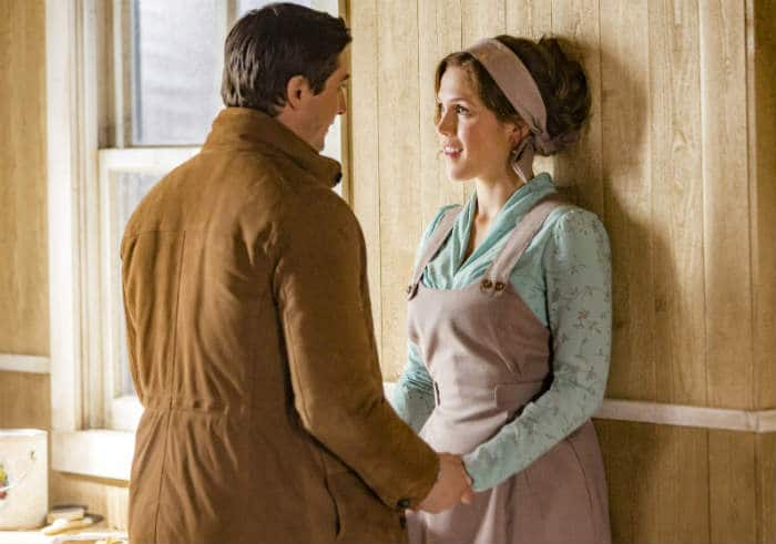 When Calls the Heart S3 E2 Hearties (Jack and Elizabeth EDIT)