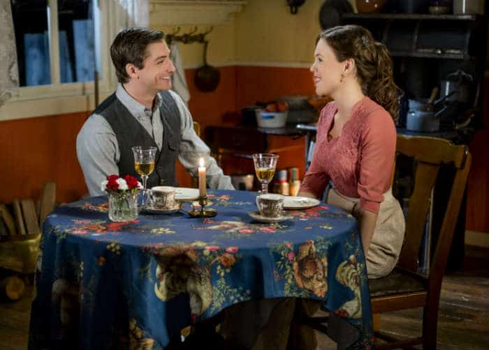 Jack and Elizabeth finally carve out some time alone to focus on their courtship in When Calls the Heart