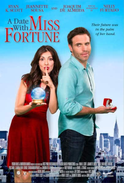 A Date With Miss Fortune Movie Poster - Vision Films