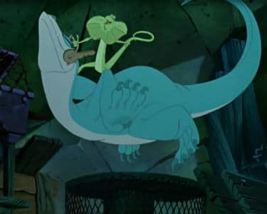 Learn How to Draw Wilbur from The Rescuers Down Under (The ... | 300x375