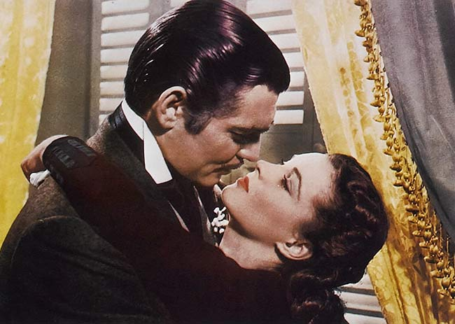 Gone with the Wind - Epic Love Stories in Classic Literature