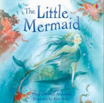 The Little Mermaid Photo: Usborne Books