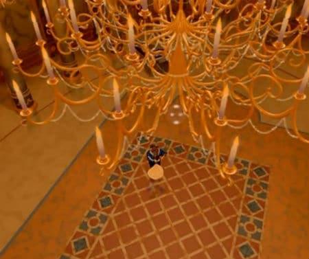 The Ballroom Scene Photo: Disney