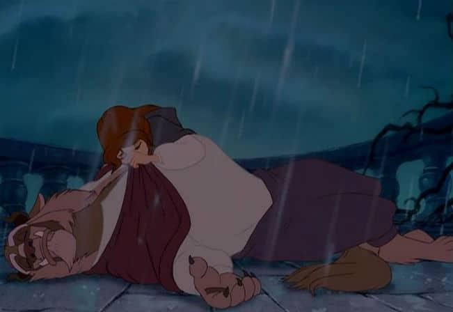 Beast Dies Photo: Disney