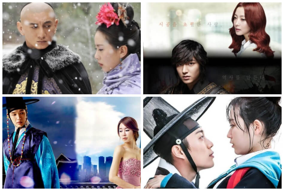 7 Absolutely Fun Time Travel Asian Dramas You Should Watch