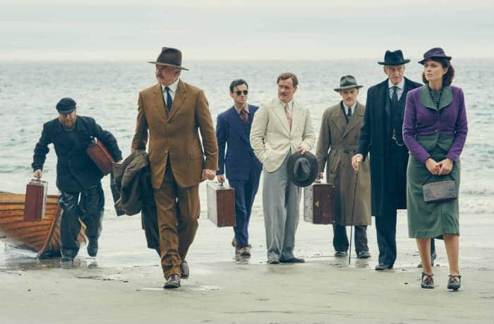And Then There Were None (BBC Agatha Christie) Cast