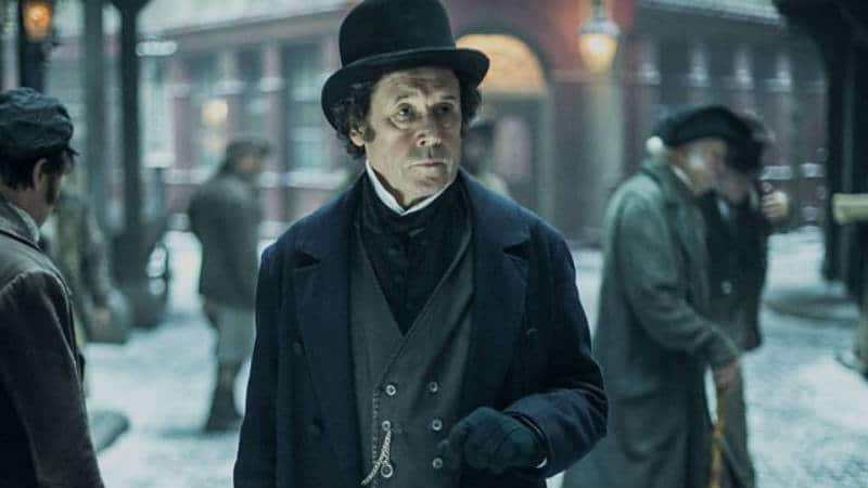 "Stephen Rea portrays Inspector Bucket from the novel ""Bleak House."" Dickensian"
