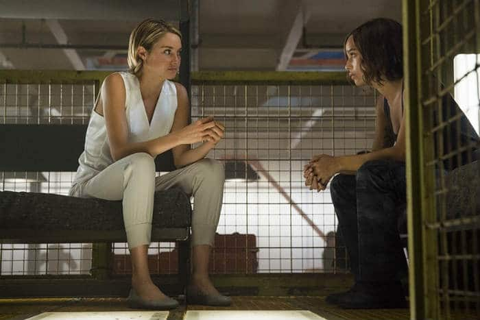 Divergent Series Allegiant (Tris Prior)