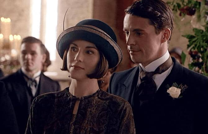 """""""Never you mind,"""" Mary tells Henry of his query about the status of her and Edith's relationship. """"We're sisters."""""""