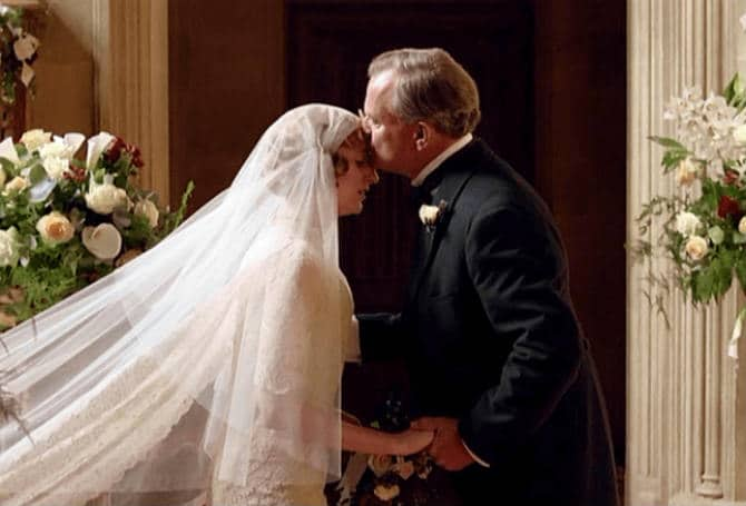Downton Abbey Finale Screencap19 (Edith's Wedding)