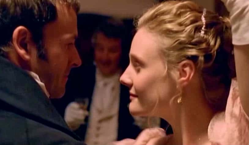 Emma BBC 2009 Dance (Mr. Knightley and Emma's First Dance)