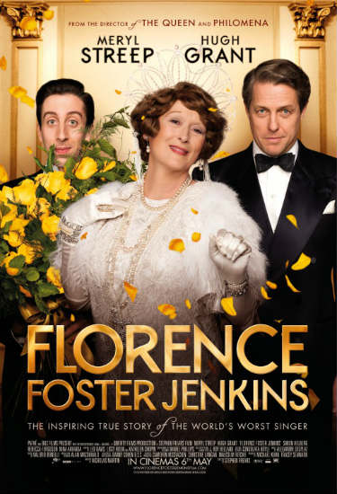 Florence Foster Jenkins Spring 2016 Box Office Preview