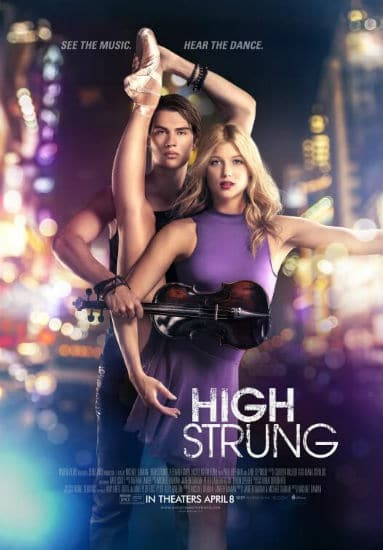High Strung Poster Image Spring 2016 Box Office Preview