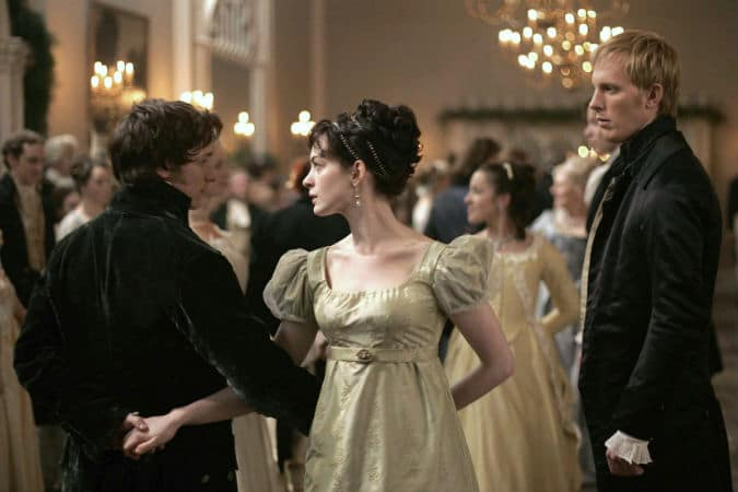 Jane and Tom dance 2 becoming jane
