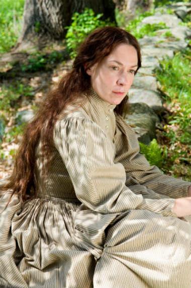 Louisa May Alcott from documentary