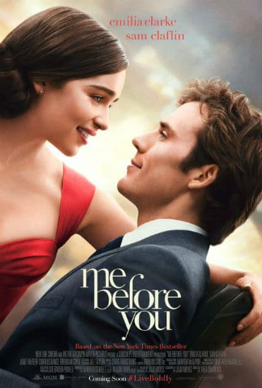 Me Before You poster Spring 2016 Box Office Preview