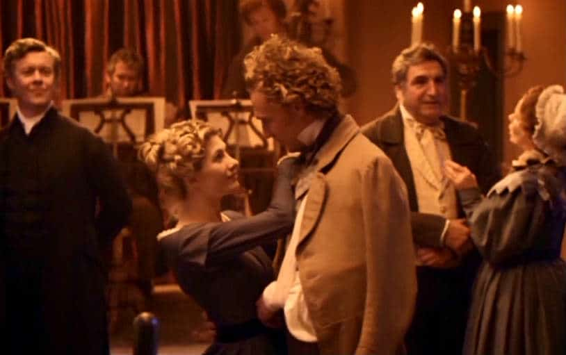 Return to Cranford Dance (Tom Hiddleston)