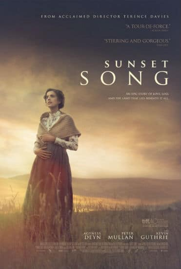 Sunset Song Movie Poster Spring 2016 Box Office Preview
