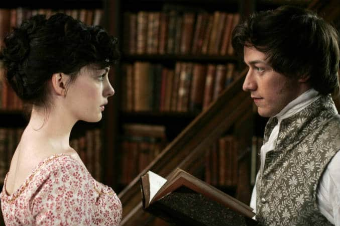 Tom and Jane debate Becoming Jane