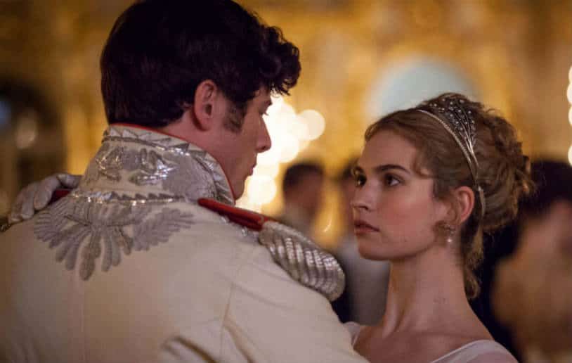 War and Peace (2016) First Dance