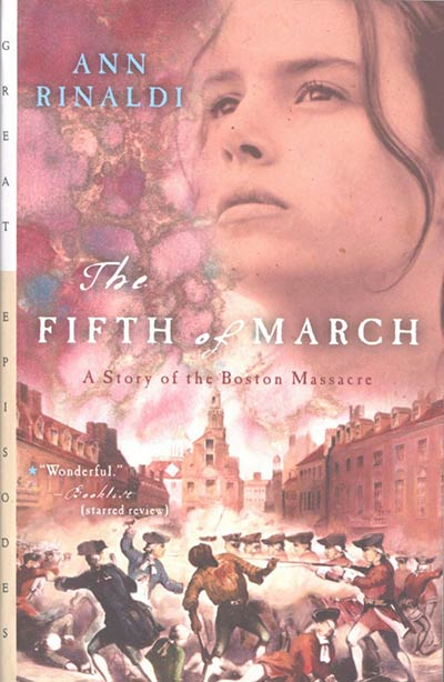 The Fifth of March Book Cover