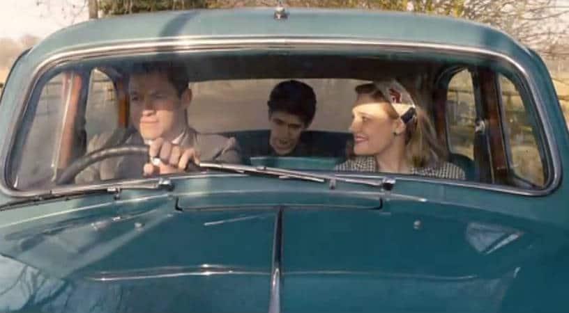 Hector, Bel and Freddie