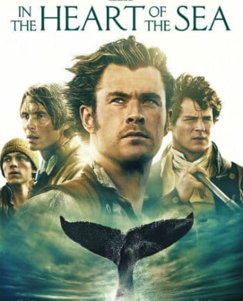 in the heart of the sea dvd cover